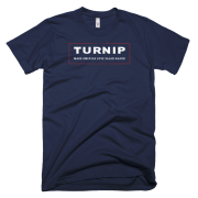 Turnip Men's T-Shirt - Navy