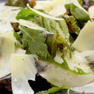 Shaved Turnip Salad