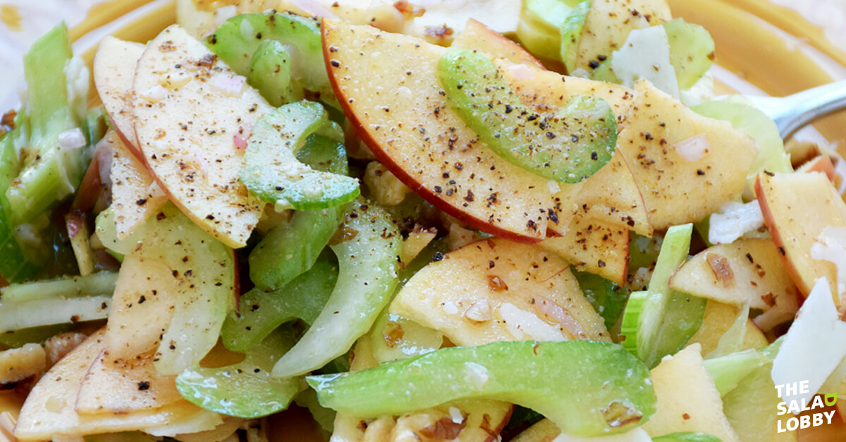 Apple Celery Salad