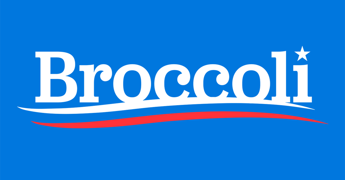 Broccoli logo