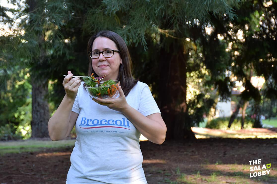 The Salad Lobby team » Lindsay