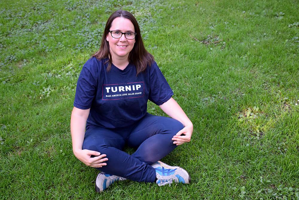 Turnip tshirt