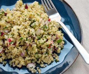 Quinoa Salad with Herbs
